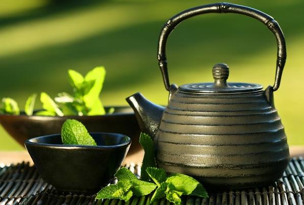 Geschiedenis van thee